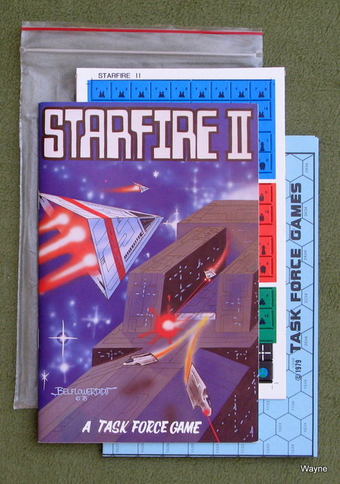 Image for Starfire II: A Task Force Game