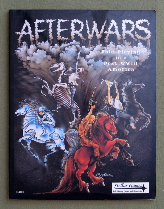 Image for Afterwars: Role Playing in a Post WWIII America