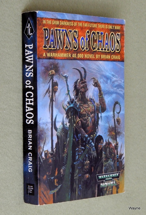 Image for Pawns of Chaos (Warhammer 40,000)