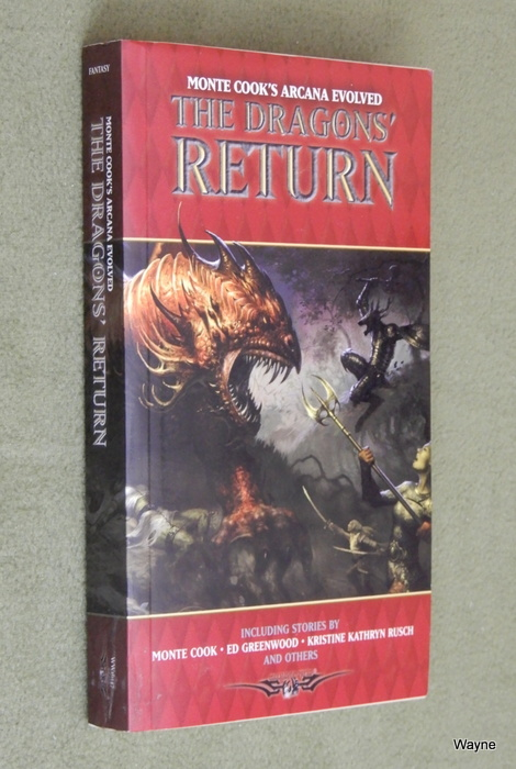 Image for The Dragons' Return (Monte Cook's Arcana Evolved)