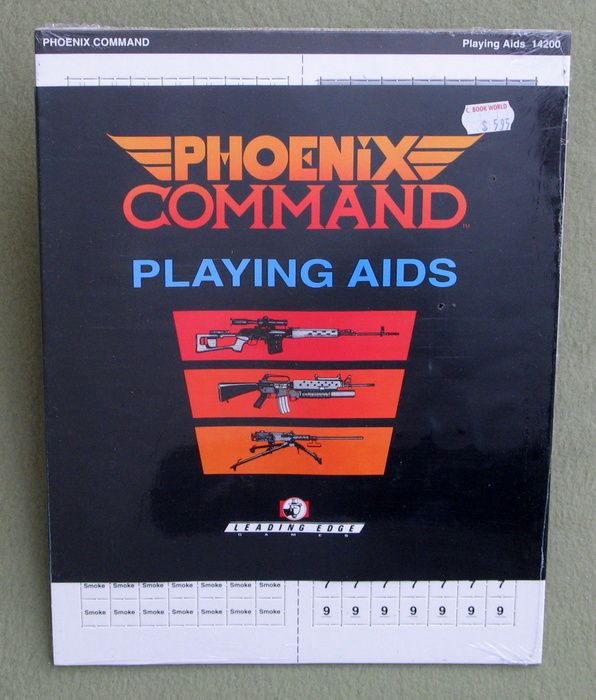 Image for Phoenix Command Playing Aids