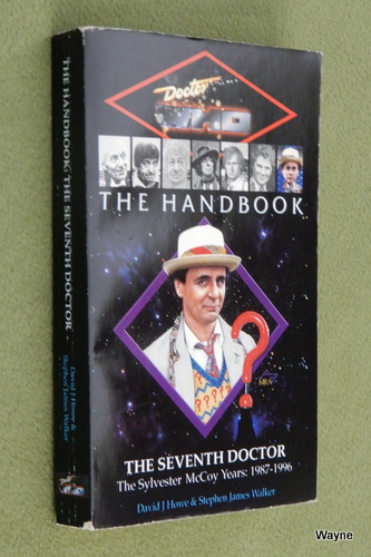 Image for The Seventh Doctor: The Sylvester McCoy Years, 1987-1996 (Doctor Who Handbook)