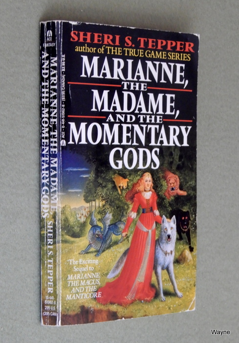 Image for Marianne, the Madame, and the Momentary Gods
