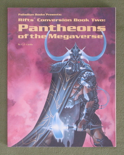 Image for Rifts Conversion Book 2: Pantheons of the Megaverse