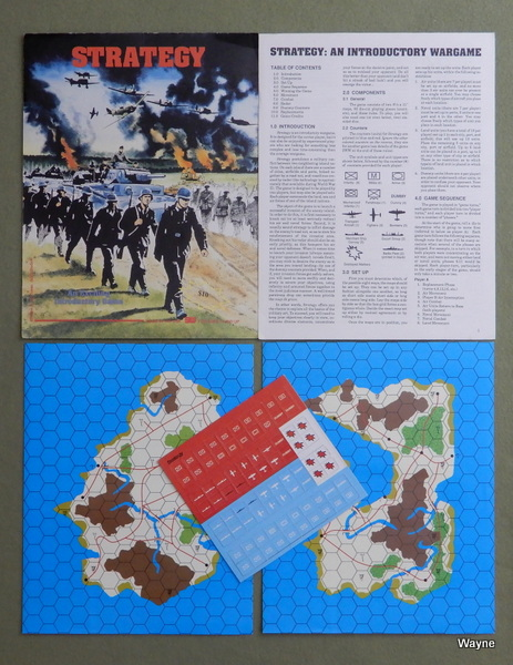 Image for Strategy: An Introductory Game