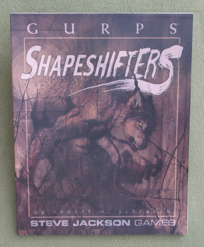Image for GURPS Shapeshifters