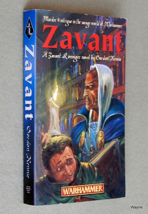 Image for Zavant (Warhammer Novels)
