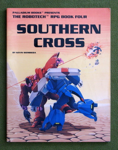 Image for Southern Cross (Robotech RPG, Book 4)