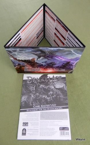 Image for Game Master's Kit (Dragon Age RPG)