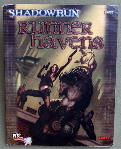 Image for Shadowrun: Runner Havens - PLAY COPY
