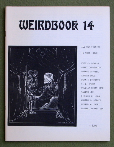 Image for Weirdbook 14