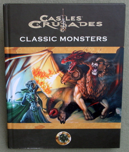 Image for Castles & Crusades: Classic Monsters