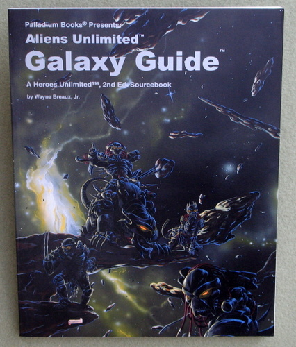Image for Aliens Unlimited: Galaxy Guide (Heroes Unlimited)