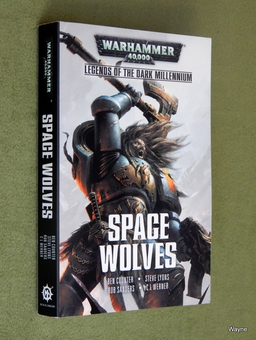 Image for Space Wolves (Warhammer 40,000: Legends of the Dark Millennium)