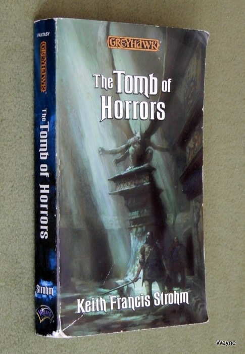 Image for The Tomb of Horrors (Greyhawk Novels)