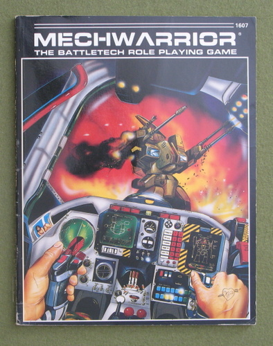 Image for Mechwarrior: The Battletech Role Playing Game