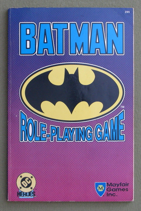 Image for Batman Role-Playing Game
