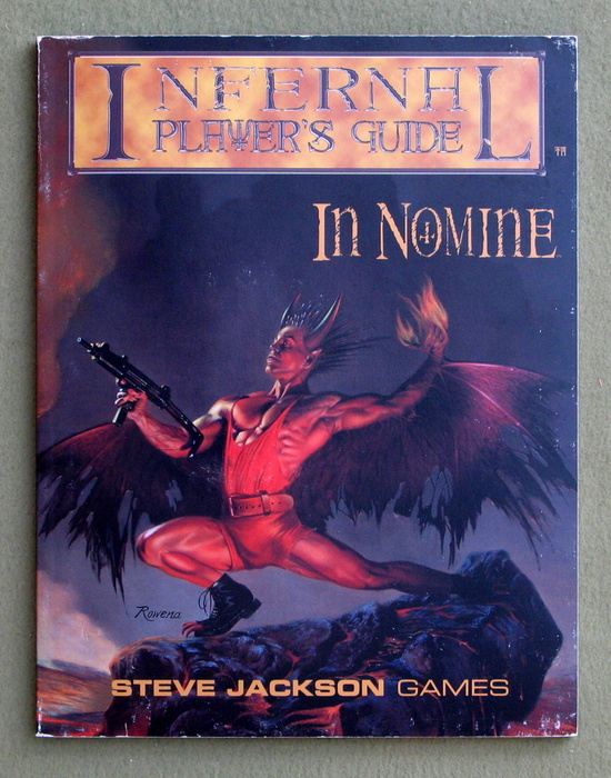 Image for Infernal Player's Guide (In Nomine)