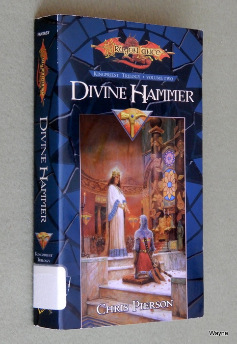 Image for Divine Hammer (Dragonlance: The Kingpriest Trilogy #2) - EX-LIBRARY