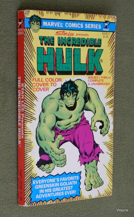 Image for The Incredible Hulk, Issues 1-6