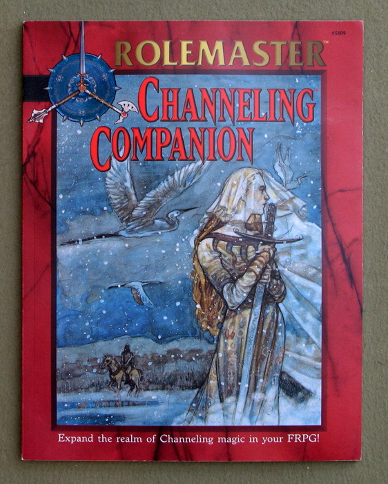 Image for Channeling Companion (Rolemaster)