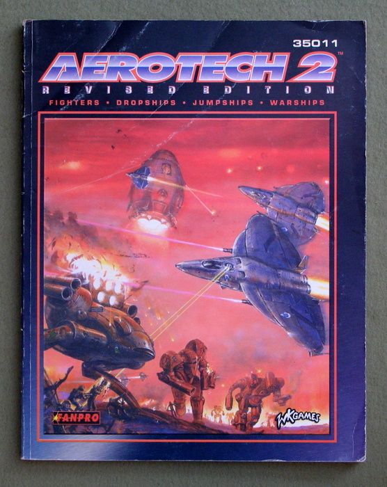 Image for Aerotech 2: Revised Edition (Classic Battletech)
