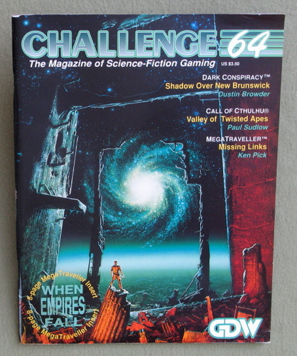 Image for Challenge Magazine, Issue 64