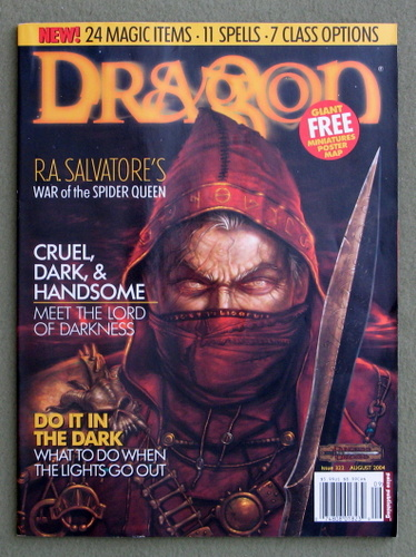 Image for Dragon Magazine, Issue 322