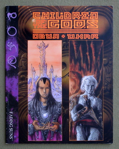 Image for Children of the Gods : Obun and Ukar (Fading Suns)