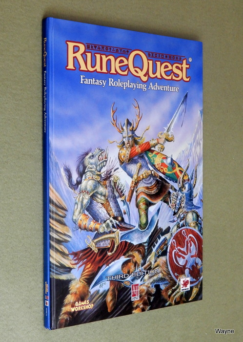 Image for Runequest Roleplaying Game, 3rd Edition