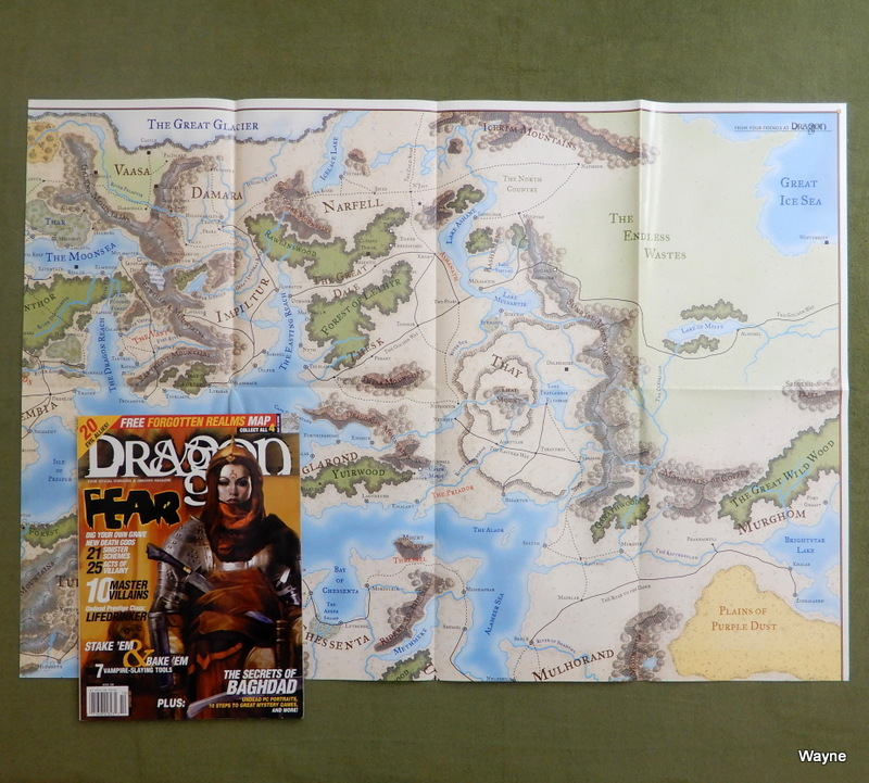 Image for Dragon Magazine, Issue 288