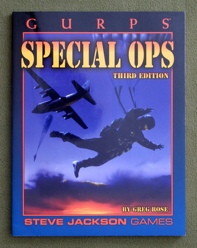 Image for GURPS Special Ops (Third edition)