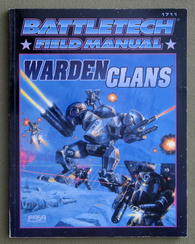 Image for Battletech Field Manual: Warden Clans