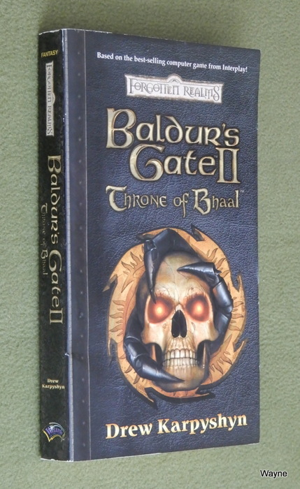 Image for Baldur's Gate II: Throne of Bhaal (Forgotten Realms)