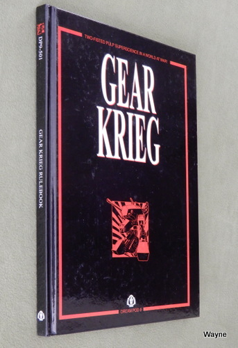 Image for Gear Krieg: Miniatures Wargame Rules