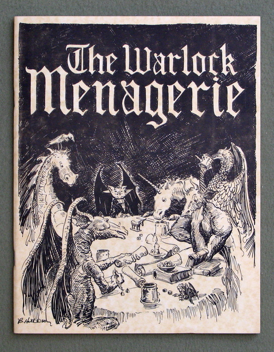 Image for The Warlock Menagerie