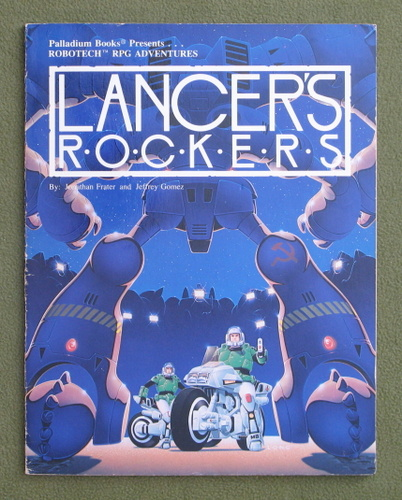 Image for Lancer's Rockers (Robotech RPG)