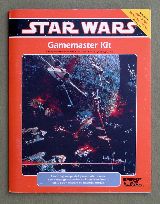 Image for Gamemaster Kit (Star Wars RPG)