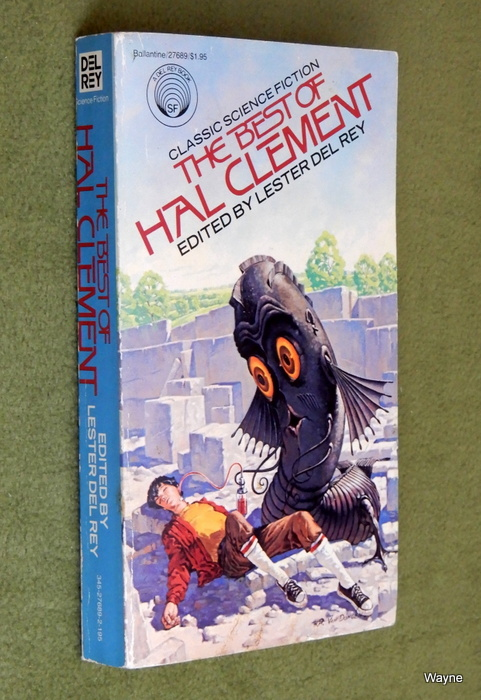 Image for The Best of Hal Clement