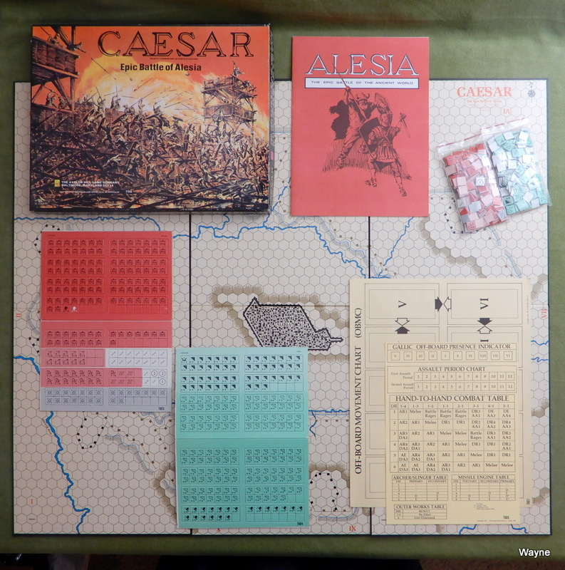 Image for Caesar: Epic Battle of Alesia
