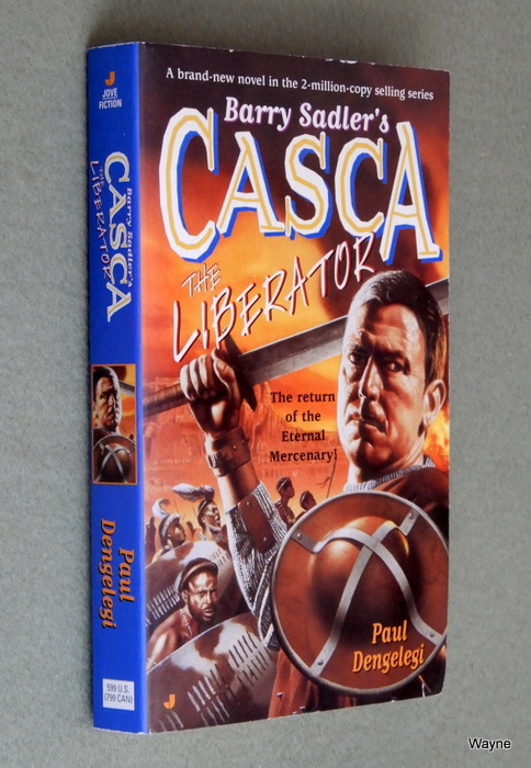 Image for Barry Sadler's Casca: The Liberator