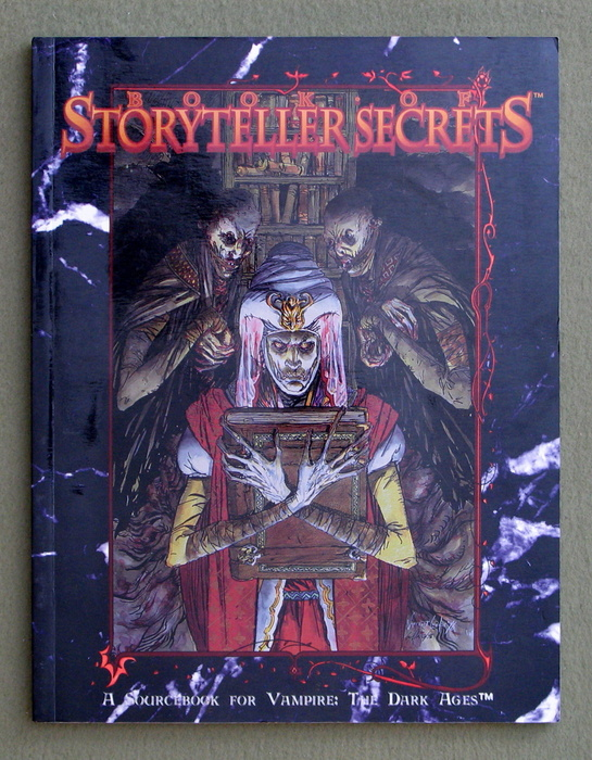 Image for Book of Storyteller Secrets (Vampire - the Dark Ages)