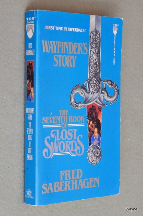 Image for The Seventh Book of Lost Swords: Wayfinder's Story