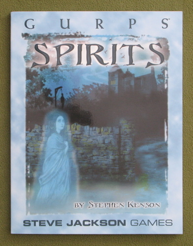 Image for GURPS Spirits