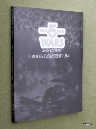 Image for Rules Compendium (Babylon 5 Wars, 2nd Edition)