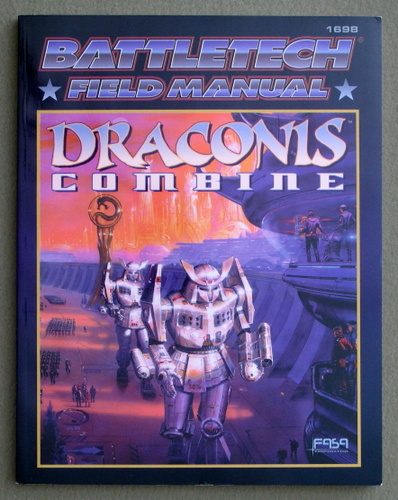 Image for Battletech Field Manual: Draconis Combine