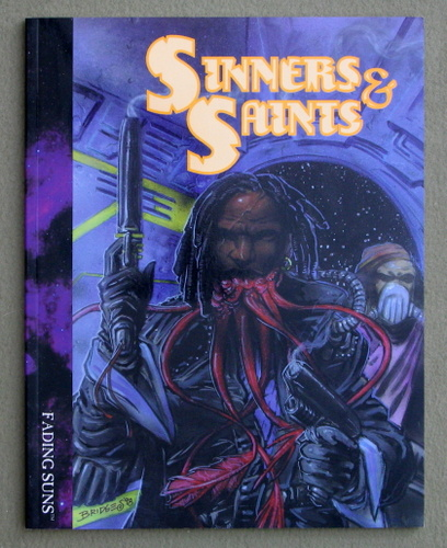 Image for Sinners & Saints (Fading Suns)