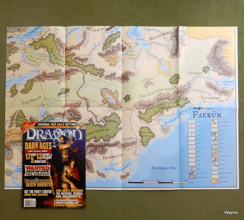 Image for Dragon Magazine, Issue 290