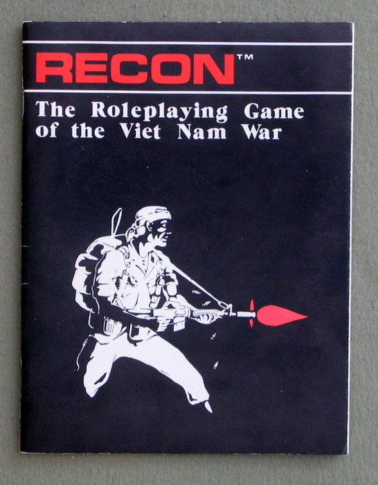 Image for Recon: The Roleplaying Game of the Viet Nam War