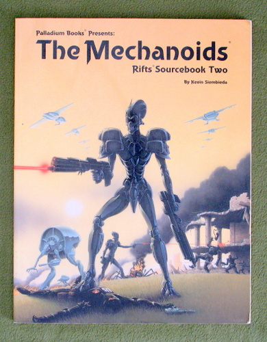 Image for Rifts Sourcebook 2: The Mechanoids